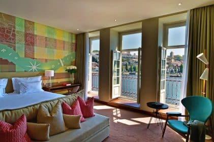 Pestana Vintage Porto Hotel World Heritage Site